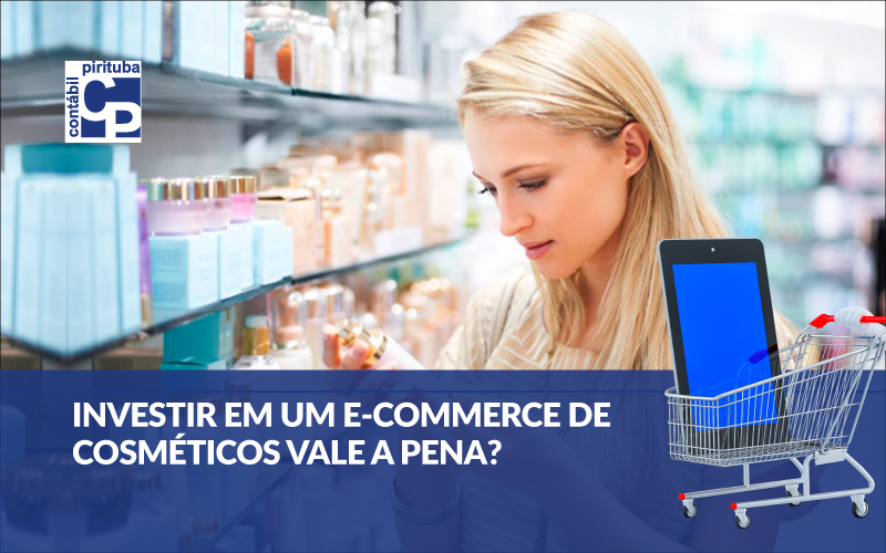 E-commerce De Cosméticos