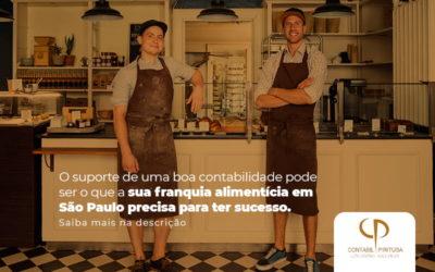 Contabilidade Para Franquias Alimentícias Em São Paulo